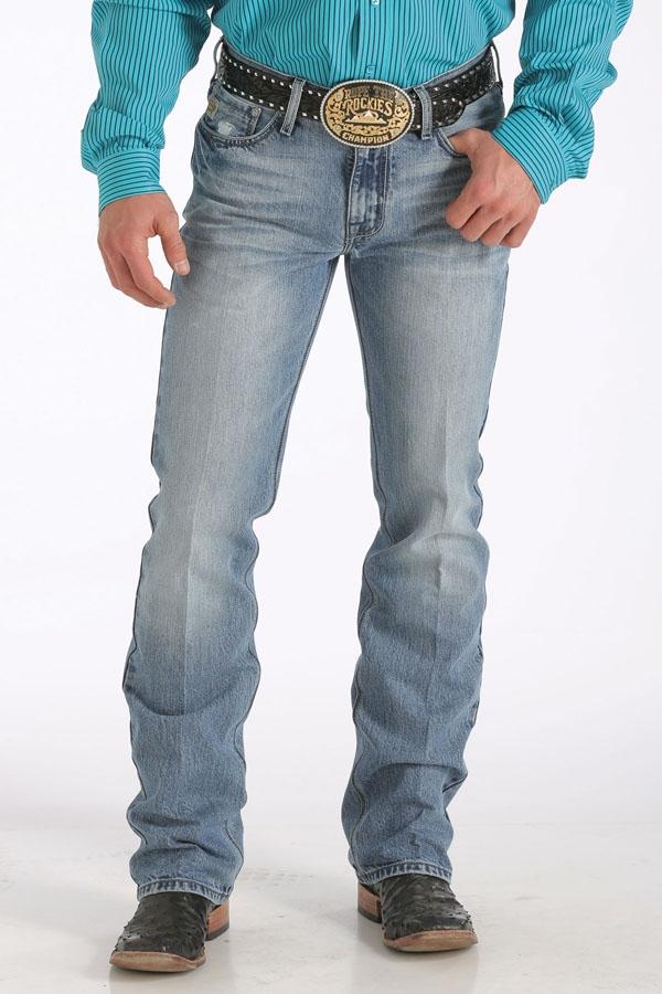 Cinch slim fit bootcut jeans