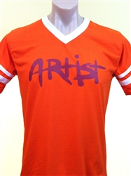 DUO GEAR ARTIST V-Neck T-SHIRT