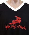 YOUR STYLE IS WACK V-Neck T-Shirt