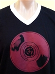 RECORD V-NECK T-Shirt