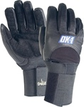 OK-1 OK-945E Full Finger Anti-Vibration Style, Hook and Loop Closure