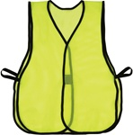 "OK-1 OK-LV Open Mesh Hook & Loop Closure Plain Vest Size:S/XL (26-50"")"