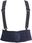 "OK-1 OK-605S Double Closure System, Detachable 1.5"" wide suspenders"