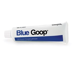MS-TL-BGT Blue Goop Thread Lubricant, Oil-Based, 2 oz. (59 cm3) Tube