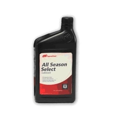 Ingersoll-Rand 38440228 Compressor Oil, Synthetic, 1 Liter