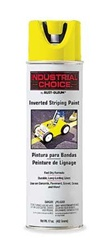 Rust-Oleum 1648838  Yellow Striping Paint Aerosol,Size:20 oz.