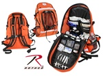 Rothco 2345 Orange EMC Trauma Backpack