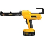 DeWalt DC545K 18V 310mL Adhesive and Caulk Gun