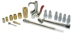 "Legacy AC8001 17 pc 1/4"" Air Compressor Accessory Kit"