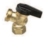 Legend Valve 107-554 1/2 R672 FEMALE BOILER DRAIN