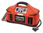 Black & Decker VEC026BD 450 Amp Jump Starter with Compressor
