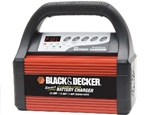 Black & Decker VEC1089ABD SMART 2/6/10/15 AMP Auto Charger