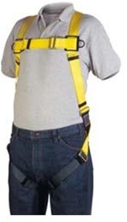 Gemtor 900-2 Full Body Polyester Harness, Universal Size
