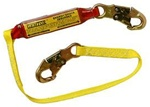 Gemtor SP1101LA6 Energy Absorbing Lanyard, Adjustable