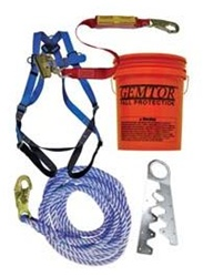 Gemtor VP801-2 40 Ft Fall Protection Kit