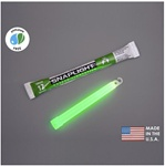 "Cyalume 9-08001 6"" SnapLight Color: Green,12 hr, Per Each"