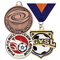 Custom Die Cast Medals | Custom Award Medals