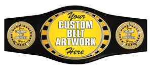 Champion Custom Belt | Award Belt Custom