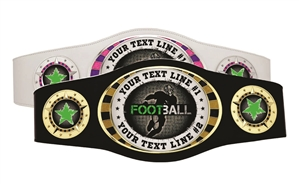 Champion Belt | Award Belt for Football