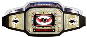 Champion Award Belt for Boxing