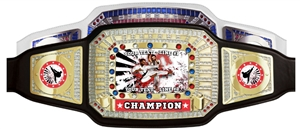 Champion Award Belt for Martial Arts