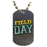 Field Day Dog tag