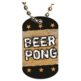 Beer Dog tag