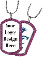 Custom Full Color Printed DOG TAG