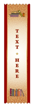 Stock Academic Award Ribbon