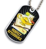 Attendance Dog tag