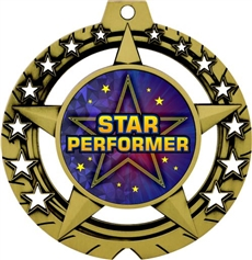 Star Performer Medal