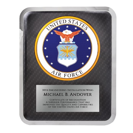 Air Force Plaque