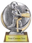 T Ball Sculpted Resin Trophy