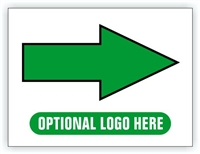 Event Parking Sign - Directional