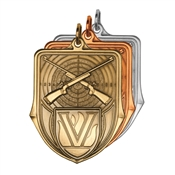 Rifle Shooting Medal