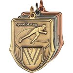 Speed Skating Medal