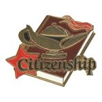 Citizenship Pin