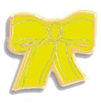 Yellow Bown Pin
