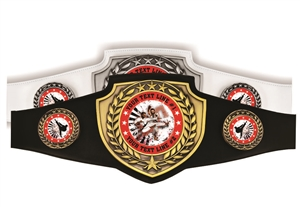 Champion Belt | Award Belt for Martial Arts