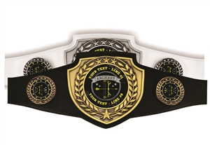 Champion Belt | Award Belt for Archery