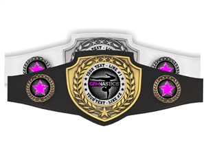 Champion Belt | Award Belt for Gymnastics
