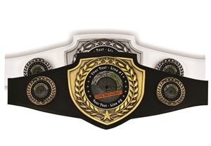 Champion Belt | Award Belt for Target Shooting