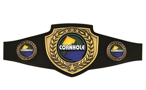 Champion Belt | Award Belt for Cornhole