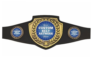 Champion Belt | Award Belt Custom