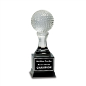 Crystal Golf Award | Crystal Golf Trophy