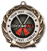 Broomball Medal