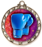 Boxing Award Medal