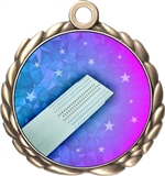 Diving Award Medal