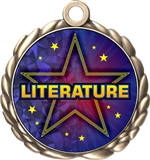 Literature Award Medal