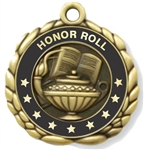 Honor Roll Medal 2-1/2""